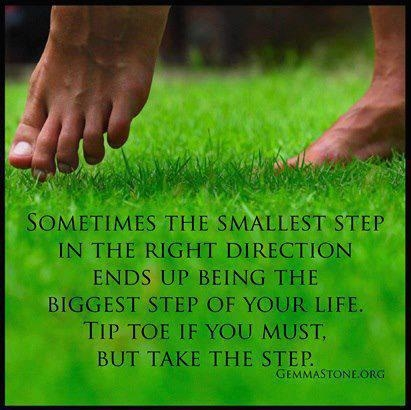 Take THAT Step